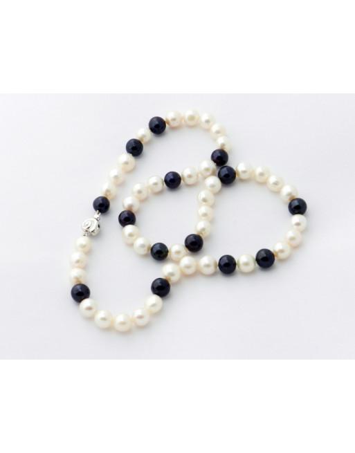 Blackcurrant, necklace