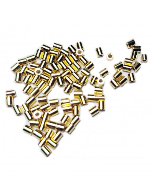 Puristeputki, kulta - 1,8mm