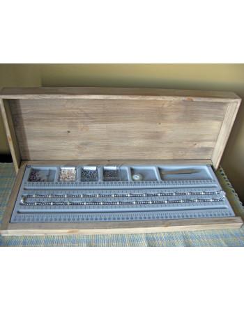 Wooden Bead Board